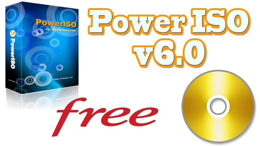 Poweriso Crack Free Download