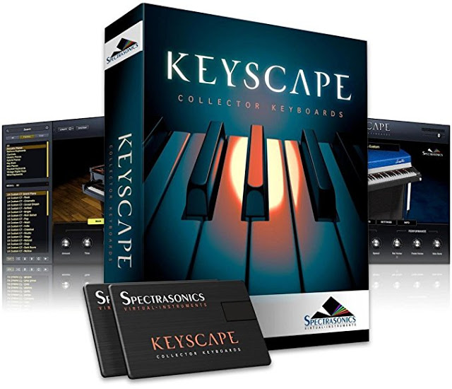Keyscape 1.1.3c Crack